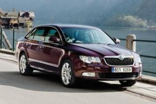 Autoclony- Škoda Superb II - sedan